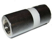 MFJ-7710  UHF MALE(PL-259) TO 3/8 X 24 Threaded Adapter Workman UHF 3824 Lo Cost