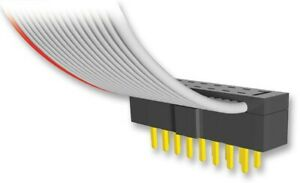 Each, HDR 24POS IDC 28AWG GOLD