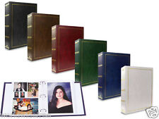 12-Pioneer LM100 Magnetic  Photo Albums Assorted Colors Holds 5x7 Perfect Gift