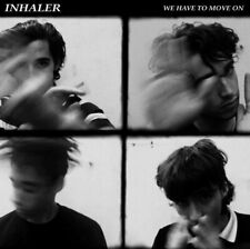 "INHALER - WE HAVE TO MOVE ON, ORG 2020 EU 7"" vinyl SINGLE, SEALED! RSD 2020"