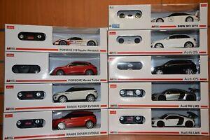 Auto Radiocomandata Vari Modellini scala 1:24 R/C Rastar Mondo Motors Originale