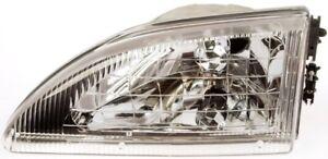 Headlight Lens-Assembly Left,Right Dorman 1590538 fits 94-98 Ford Mustang