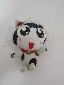 "Keroro Gunso Sergeant Frog TAMAMA Bandai 2006 Strap mascot 3.5"" Toy Doll japan"