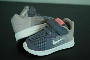New Girls Nike Downshifter 8  Infants Toddlers Trainers UK Size 5.5 Only