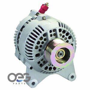 New Alternator For Ford F150 F250 E150 F250 5.4 4.6 V8 6.8 V10 1997-2002