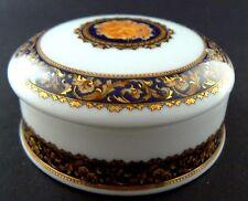 Bacchus T. Limoges Designed in France Ceramic Trinket (A14)