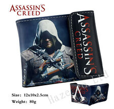 Assassins Creed Syndicate Video Game Bifold Wallet  Kids Purse