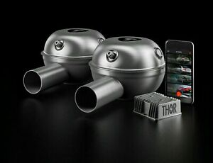 THOR Electronic Exhaust, 2 Loudspeaker, Active Sound Booster with APP Control