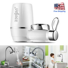 Faucet Water Filter Kitchen Sink Bathroom Mounted Filtration Tap Purifier System