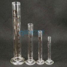 51020255010025050010002000ml Lab Glass Graduated Measuring Cylinder