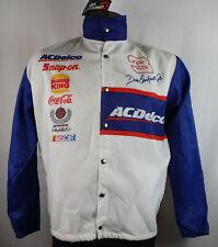 Vintage 90s Dale Earnhardt USA Windbreaker Racing Jacket M nascar america