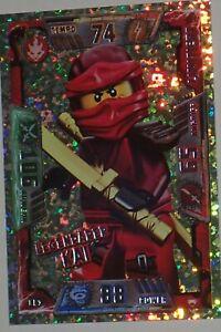 Lego® Ninjago™ Serie 2 Trading Card Game Karten aussuchen Sammelkarten