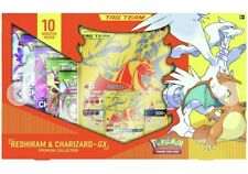 More details for pokemon tcg: reshiram & charizard gx tag team collection box ✅ confirmed order ✅