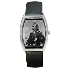 General George Custer Barrel Style Metal Watch BW11