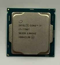 Intel Core I7 I7-7700t Quad-core 2.90/3.8 Turbo GHz Processor - Socket LGA1151