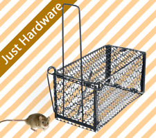 Rat Mouse Mice trap Catch Bait Hamster Cage Catcher New AU