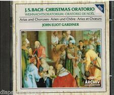 Bach: Oratorio di Natale Arie e Cori /  Gardiner, English Baroque - CD