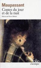 Good, Contes Du Jour Et De La Nuit (Folio), Maupassant, Guy de, Book