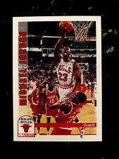 1992 -93 NBA Hoops Michael Jordan #30.