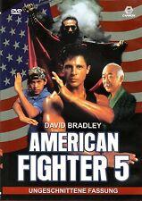 American Fighter 5 , 100% uncut , DVD , verschweißte Neuware