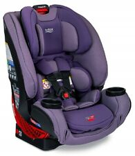 Britax One4Life ClickTight All-in-One Convertible Car Seat Child Safety Plum