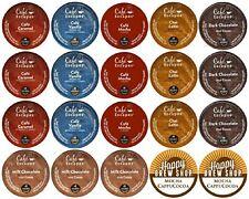 20-count CAFE ESCAPES K-Cup Variety Sampler Pack, Single-Serve Cups for Keurig B