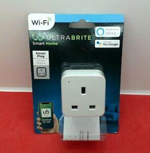 UB Ultrabrite Smart Home WiFi Plug
