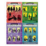 Katherine Woodfine The Sinclair's Mysteries 4 Books Collection Set Paperback NEW