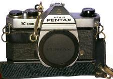 Pentax K1000 Body Serial #7982429
