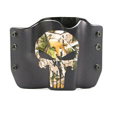 Ruger, Punisher Camo, OWB Kydex Gun Holsters