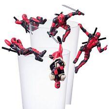 Marvel Deadpool Putitto Japan Hang on Cups Mugs  Mini Figure 1 Random Blind Box