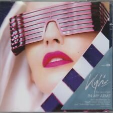 Kylie Minogue 3 track cd single + video In My Arms 2008 Enhanced CD