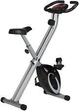 Vélo D'Appartement Pliable Ordinateur LCD Entraînement Muscu Fitness Elliptique