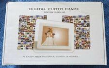 Andoer Digital Photo Frame Multi-functional DPF, Play Music, Videos
