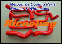 Red Silicone radiator heater hose for HILUX LN167 3.0 5L engine diesel 1997-2003