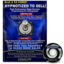Hypnotized To Sell Peak Performance Mega Success Programming For Salespeople