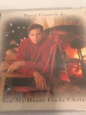 When My Heart Finds Christmas Harry Connick Jr Music CD