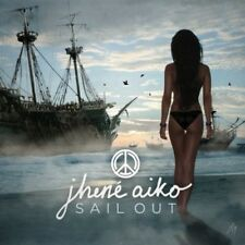 Jhené Aiko - Sail Out [New CD] Explicit, Extended Play