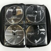 P90X Extreme Workout DVD Complete Set w/ One On One Insanity Pump 21 Day Fix