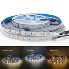Double Color LED Strip Light SMD 2835 5050 180Led/m CW/WW Dual White CCT 12V 24V