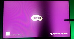 BenQ GW2780 27 Inch Widescreen LED Monitor w Built-in Speakers PARTIALLY FAULTY