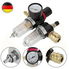 "GAV 1//2/"" Druckluft Minderer+Öler+Filter Leitungsöler Druckluftöler Kompressor"