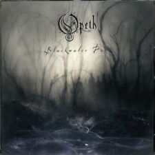CDs de música death metal rocks opeth