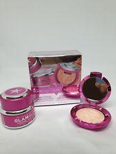 Glamglow X Becca We Know Glow Set, Shimmering Skin Perfector & Gravitymud Mask