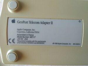 Vintage Apple GeoPort Telecom Adapter II