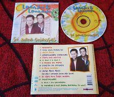 LEANDRO & LEONARDO ** So Para Crianças ** ORIGINAL 1998 Brazil CD