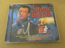 Alan Silvestri JUDGE DREDD soundtrack - very rare 2 CD