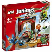 LEGO  Juniors Ninjago 10725 Lost Temple