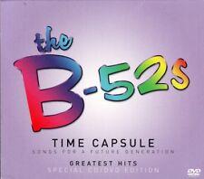 Time Capsule (Cd/Dvd) - B-52's (2009, CD NIEUW)2 DISC SET