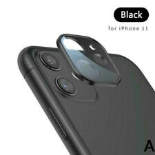Metal Tempered Glass Screens Rear Camera Lens Protector For iPhone Max Pro M4P5